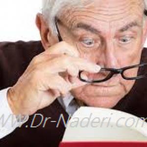 presbyopia پیرچشمی