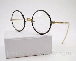 عینک دو کانونه Bifocal Eyeglass