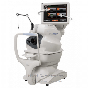 دستگاه OOptical coherence tomography یا OCT