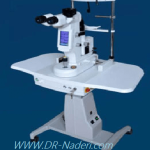 دستگاه لیزر یاگ YAG Laser capsulotomy