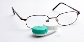 عینک و لنز تماسی جایگزین eyeglass & contact lenses