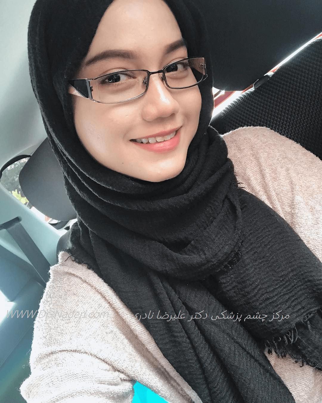 استفاده از عینک در درمان قوز قرنیه