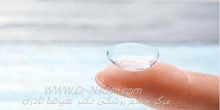 درمان خراش راجعه قرنیهrecurrent corneal erosion